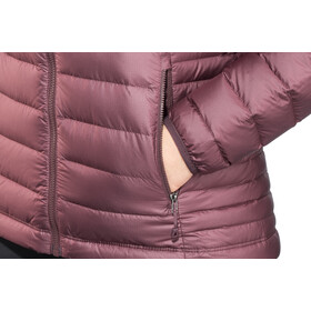 Patagonia Down Sweater takki Naiset, dark currant